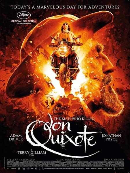 The Man Who Killed Don Quixote 2018 720p BluRay H264 AAC-RARBG