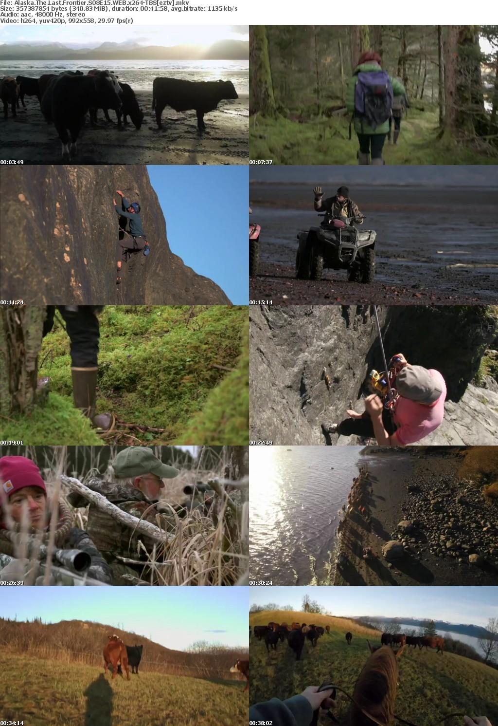 Alaska The Last Frontier S08E15 WEB x264-TBS