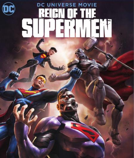 Reign of the Supermen 2019 HDRip XviD AC3-EVO