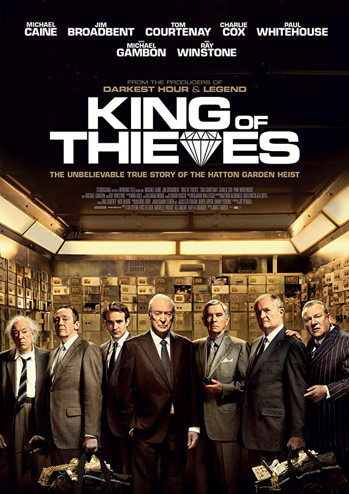 King of Thieves 2018 [WEBRip] [1080p] YIFY