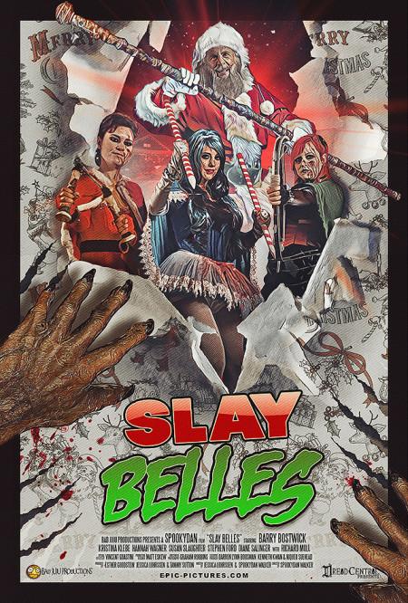 Slay Belles (2018) 1080p WEB-DL DD5.1 H264-FGT