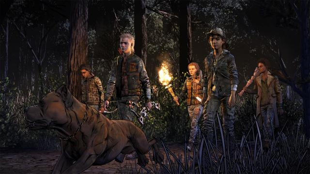 The Walking Dead The Final Season Episode 3 - CODEX