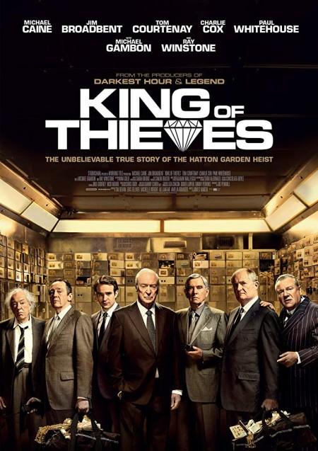 King of Thieves 2018 BRRip XviD AC3-EVO