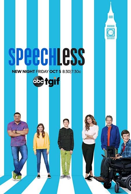 Speechless S03E11 HDTV x264-SVA