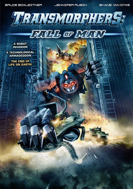 Transmorphers Fall of Man (2009) 720p BluRay H264 AAC-RARBG