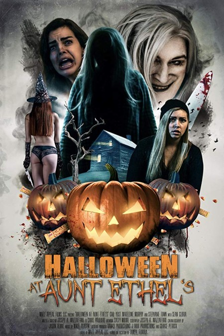 Halloween at Aunt Ethels (2018) HDRip 720p - SHADOW