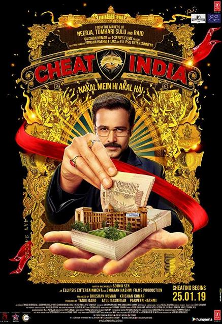 Why Cheat India (2019) Pre CAMRip Hindi x264 700MB-WF