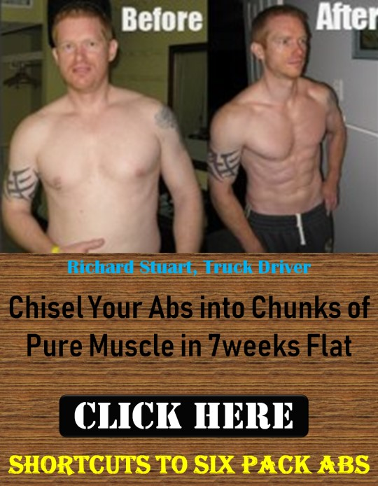 Richard Stuart - Shortcuts to Six Pack Abs