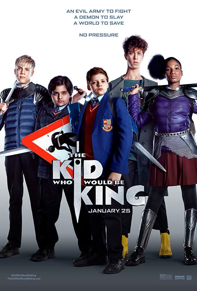 The Kid Who Would Be King 2019 HDCAM XviD-AVID[TGx]