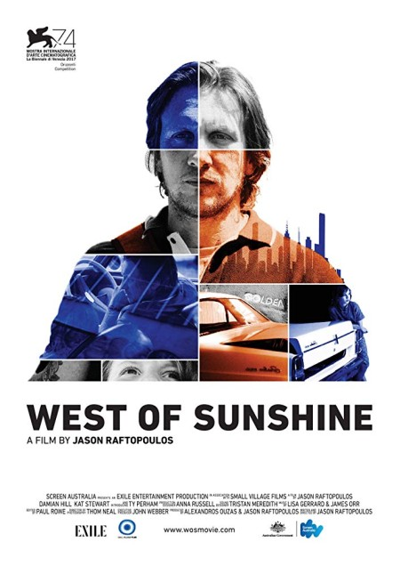 West of Sunshine 2018 HDRip AC3 X264-CMRG