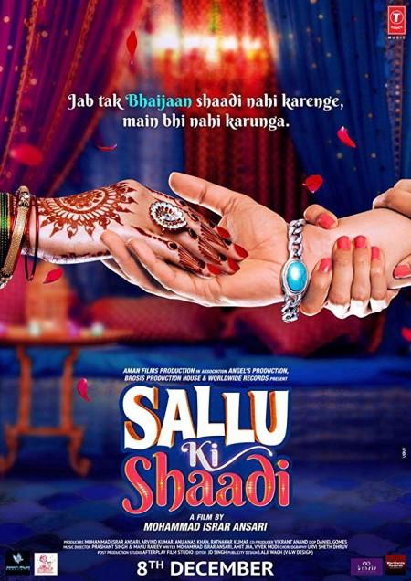 Sallu Ki Shaadi (2018) Hindi 720p HDRip x264 AAC -UnknownStAr Telly