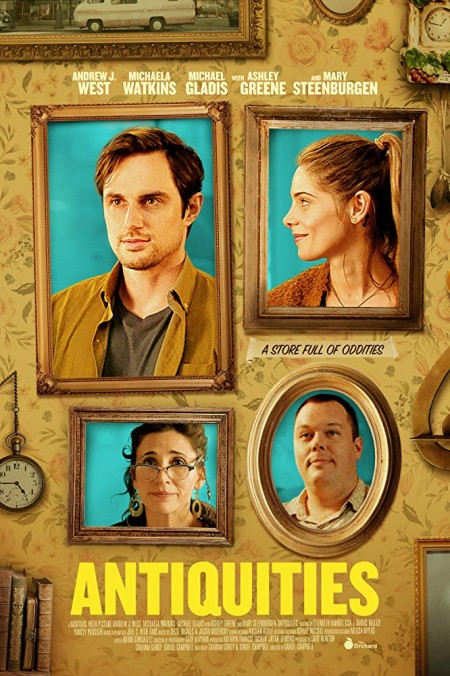 Antiquities (2019) HDRip XviD AC3-EVO