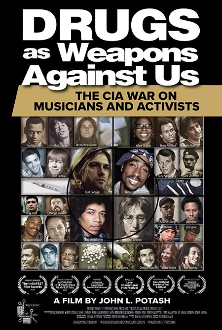 Drugs as Weapons Against Us The CIA War on Musicians and Activists 2018 720p AMZN WEBRip DDP2 0 x264-NTG