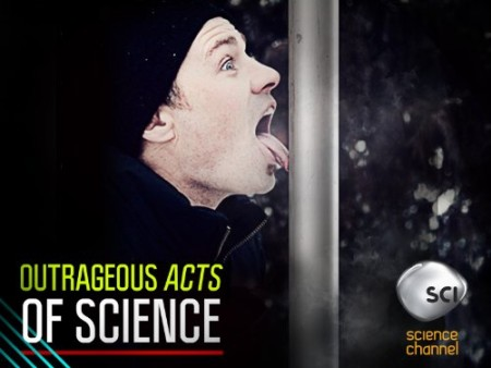Outrageous Acts of Science S10E10 Unusual Suspects 480p x264-mSD