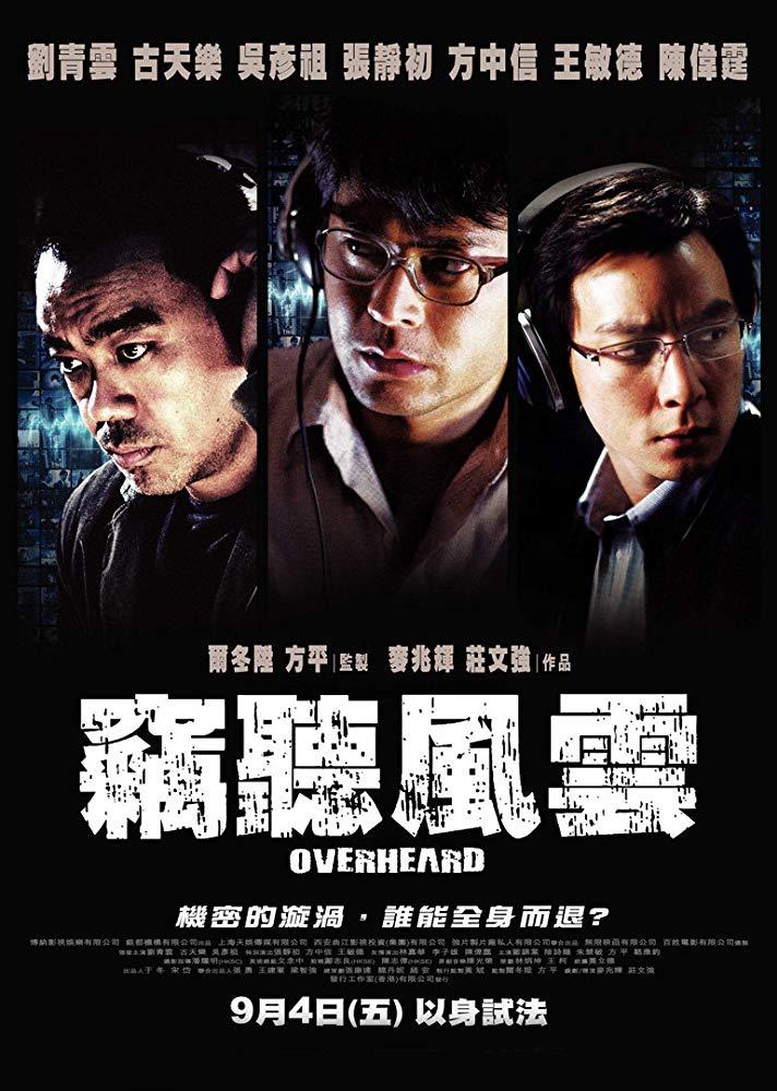 Overheard 2009 CHINESE 720p BluRay H264 AAC-VXT