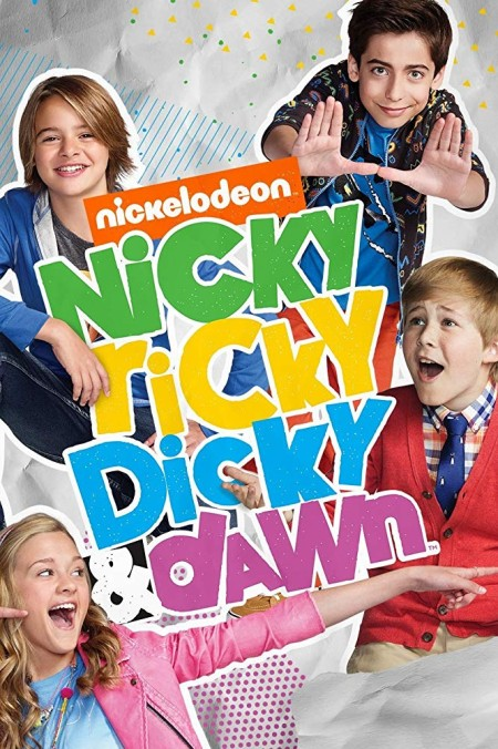 Nicky Ricky Dicky And Dawn S04E13 Quadspiracy Theory 720p HDTV x264-PLUTONiUM