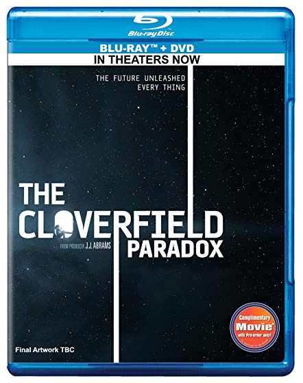 The Cloverfield Paradox (2018) REPACK BDRip x264  VETO