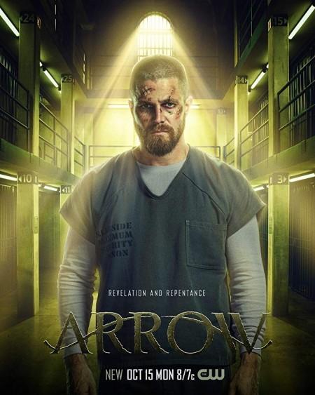 Arrow S07E12 480p x264-mSD
