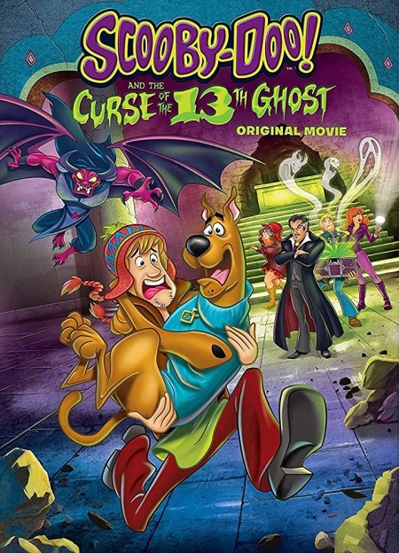 Scooby Doo and the Curse of the 13th Ghost 2019 1080p WEB-DL DD5 1 H264-CMRG