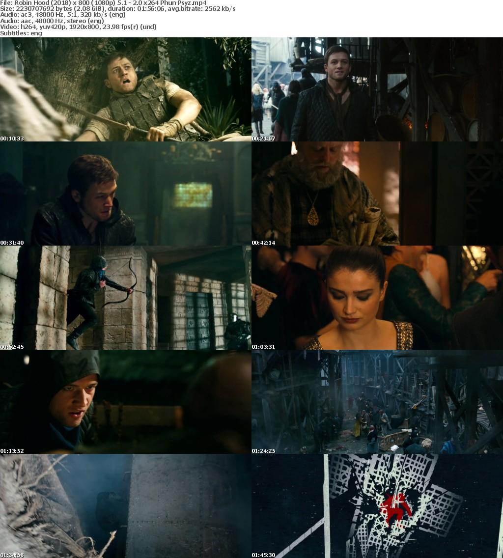 Robin Hood (2018) 1080p WEBRip 5.1-2.0 x264-Phun.Psyz