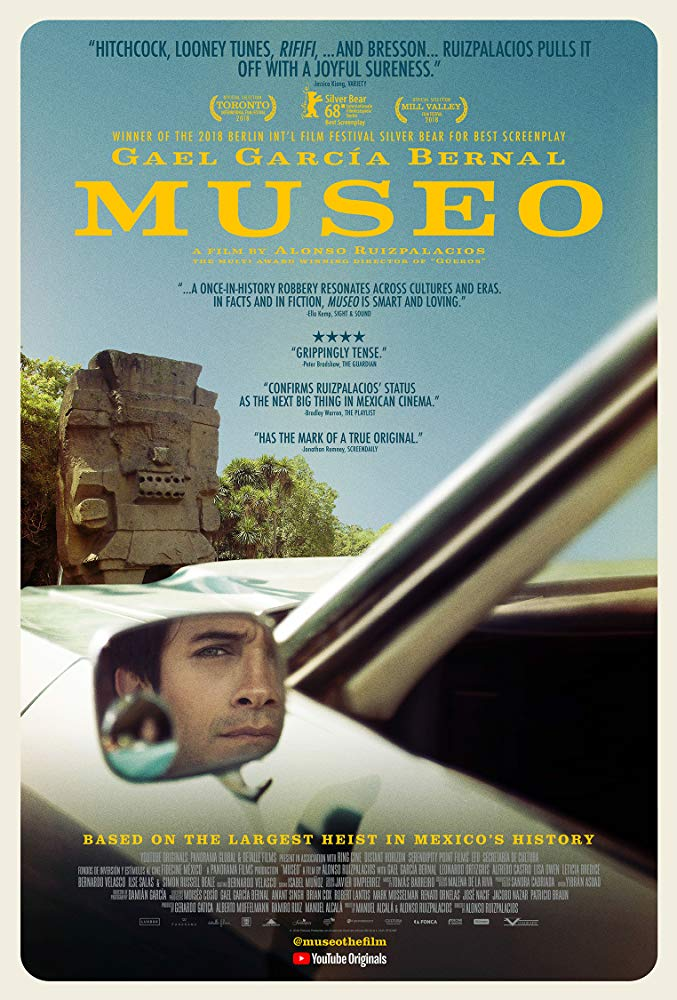 Museo 2018 [WEBRip] [1080p] YIFY