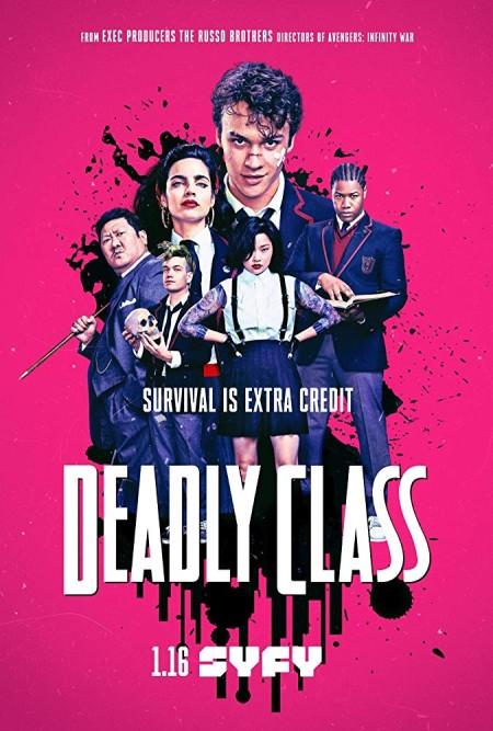 Deadly Class S01E04 720p WEBRip x265-MiNX