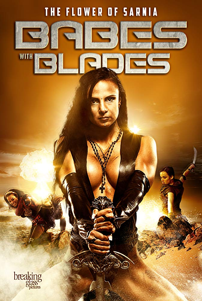 Babes with Blades 2018 [WEBRip] [720p] YIFY