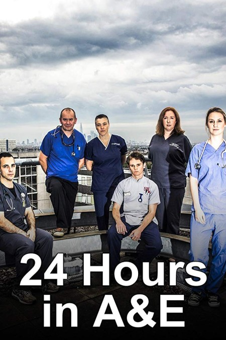 24 Hours In A and E S17E04 480p x264-mSD
