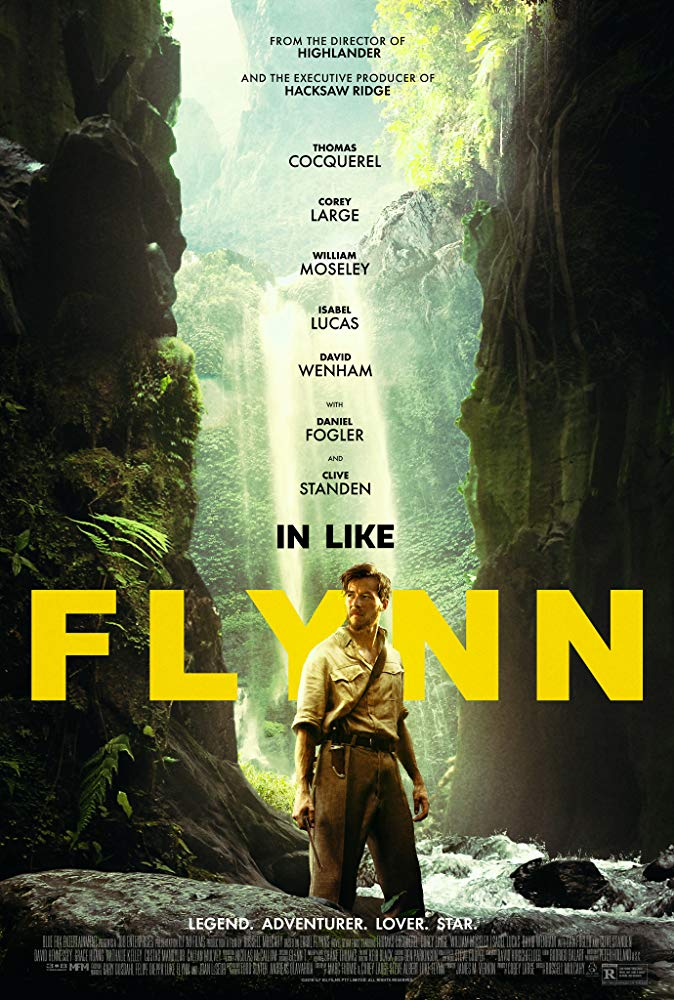 In Like Flynn 2019 2019 HDRip XviD AC3-EVO[TGx]