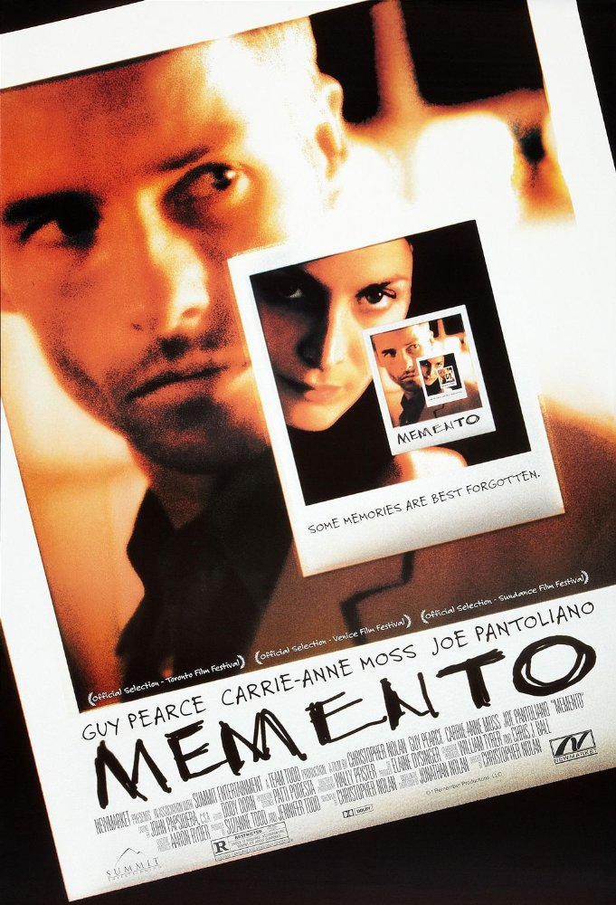 Memento 2000 REMASTERED 1080p BluRay 10bit HEVC 6CH MkvCage