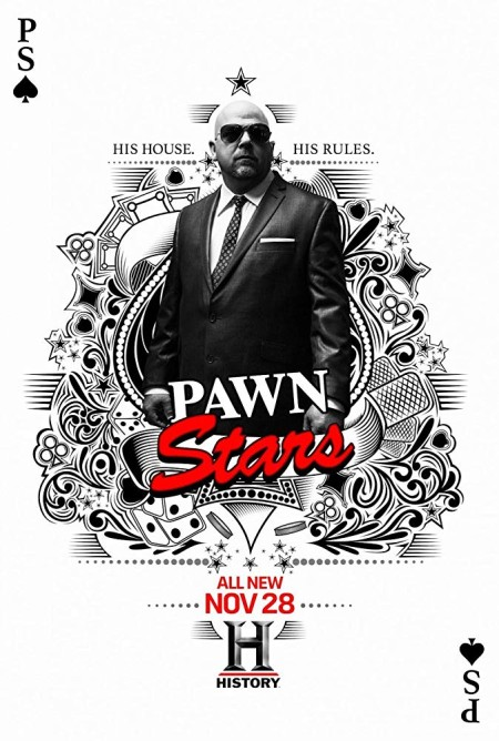 Pawn Stars S11E27 Locked and Loaded iNTERNAL HDTV x264-W4F