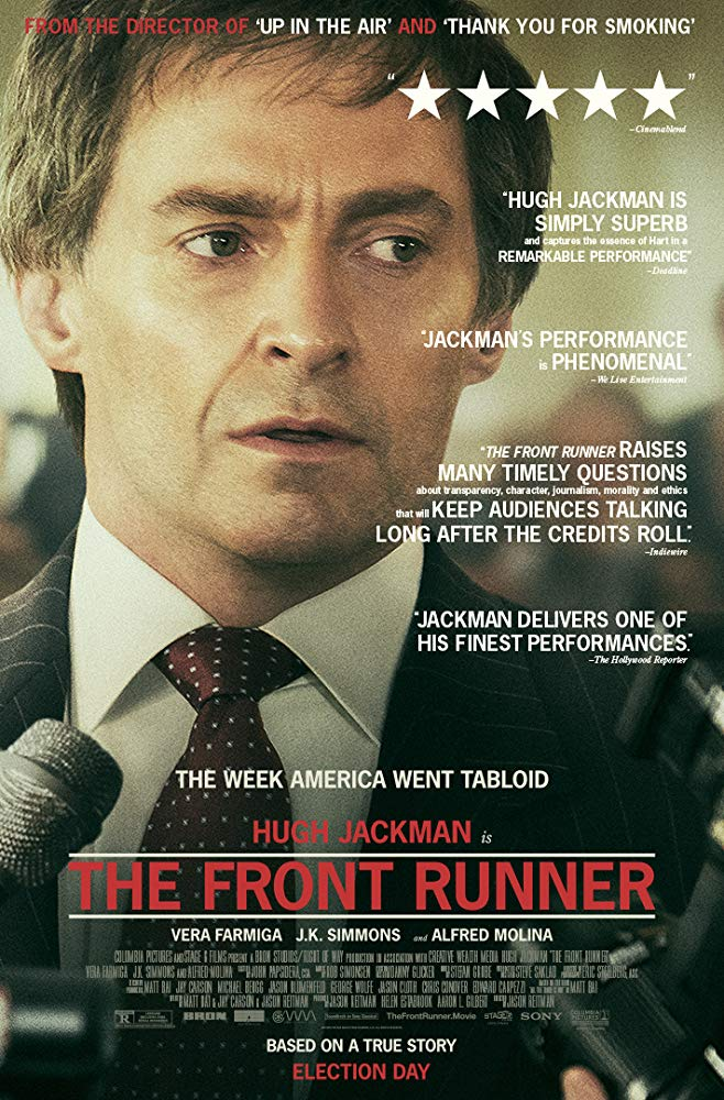 The Front Runner 2019 DVDRip XviD AC3 LLG