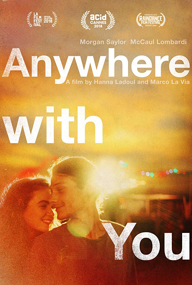 Anywhere With You 2018 HDRip XviD AC3-EVO [TD]