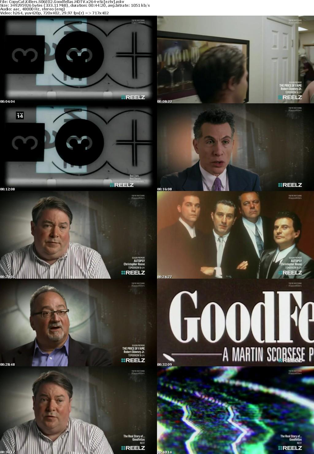 CopyCat Killers S06E02 Goodfellas HDTV x264-eSc