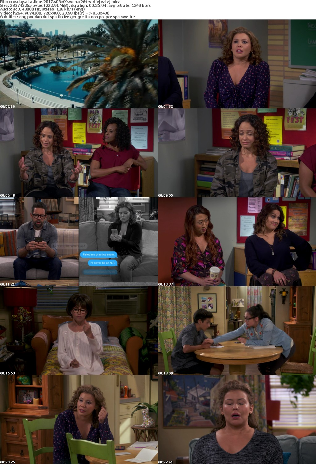 One Day at a Time 2017 S03E09 WEB x264-STRiFE