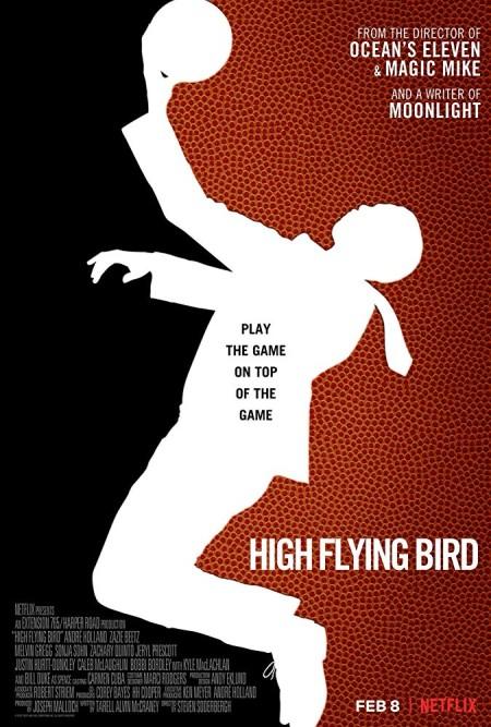 High Flying Bird (2019) 720p NF WEBRip DDP5.1 x264-NTG