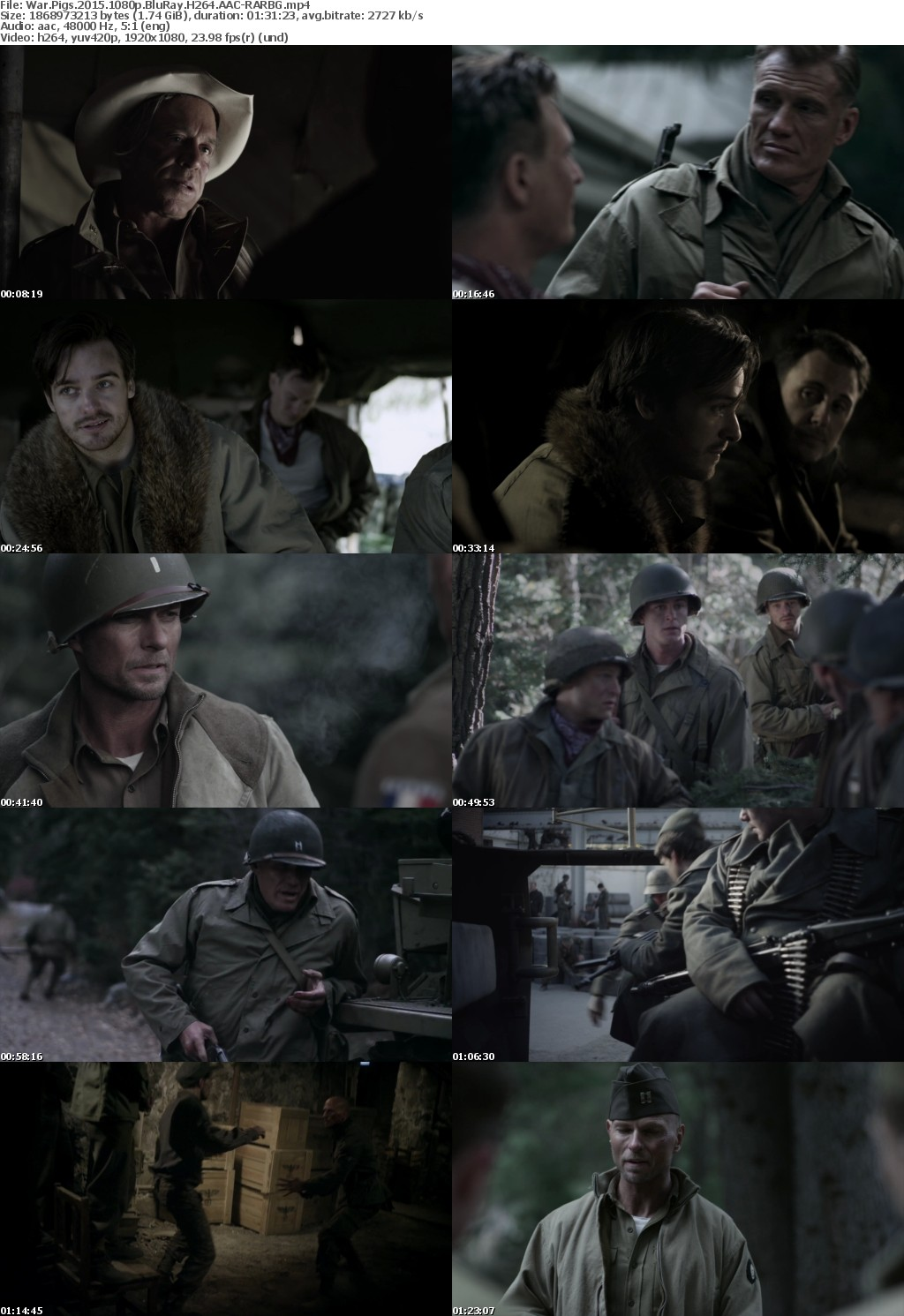 War Pigs (2015) 1080p BluRay H264 AAC-RARBG