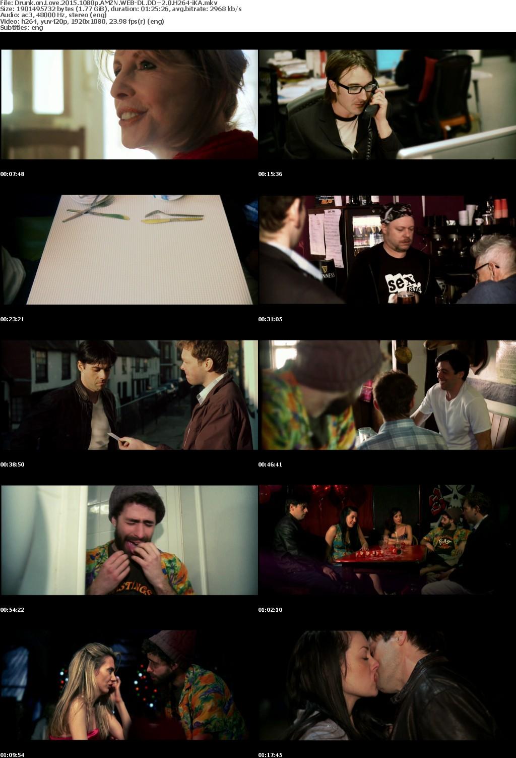 Drunk on Love (2015) 1080p AMZN WEBRip DDP2.0 x264-iKA