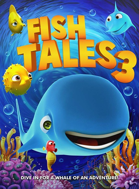 Fishtales 3 (2018) 720p HDRip 900MB x264-BONSAI