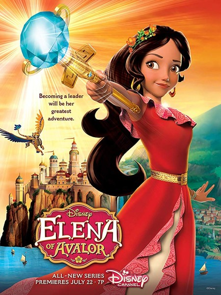 Elena of Avalor S02E17 WEB x264-TBS