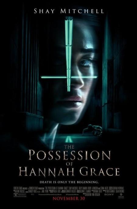 The Possession of Hannah Grace 2018 1080p BluRay x264 Dual Audio Hindi DD 5 1 - English DD 5 1 ESub MW