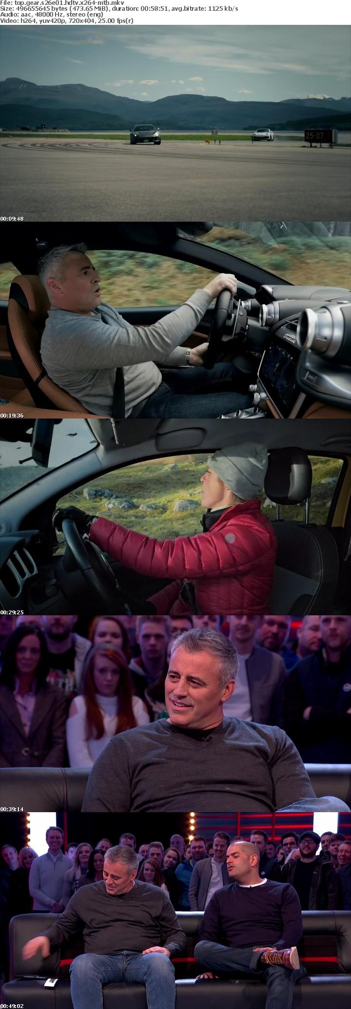 Top Gear S26E01 HDTV x264-MTB