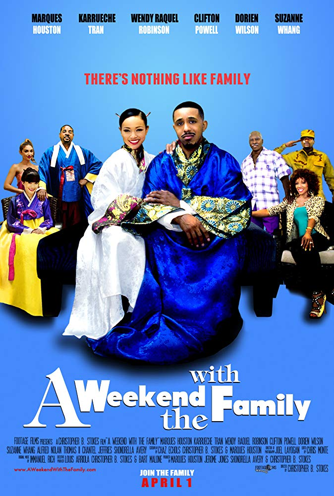 A Weekend With the Family 2016 LIMITED WEBRip x264-ASSOCiATE