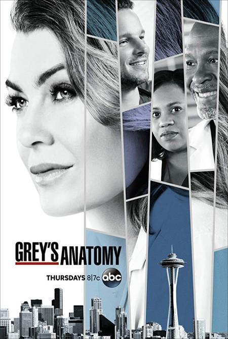 Greys Anatomy S15E14 HDTV x264-KILLERS