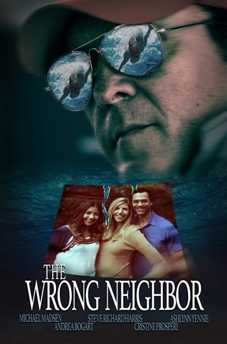 The Wrong Neighbor 2017 720p HDRip 800MB x264-GalaxyRG
