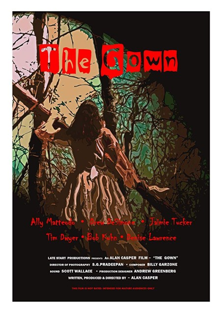 The Gown (2018) HDRip XviD AC3  EVO