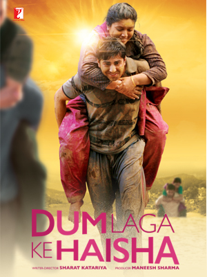 Dum Laga Ke Haisha (2015) Hindi 720p WEB-DL x264 AC3-Sun George