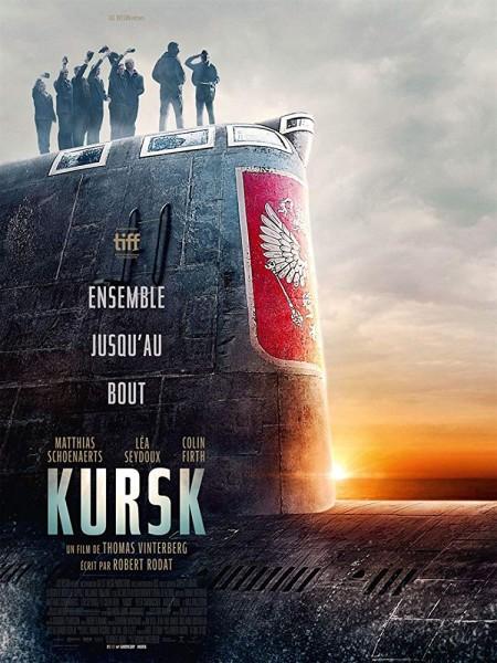 Kursk (2018) 1080p HC HDRip X264 AC3  EVO
