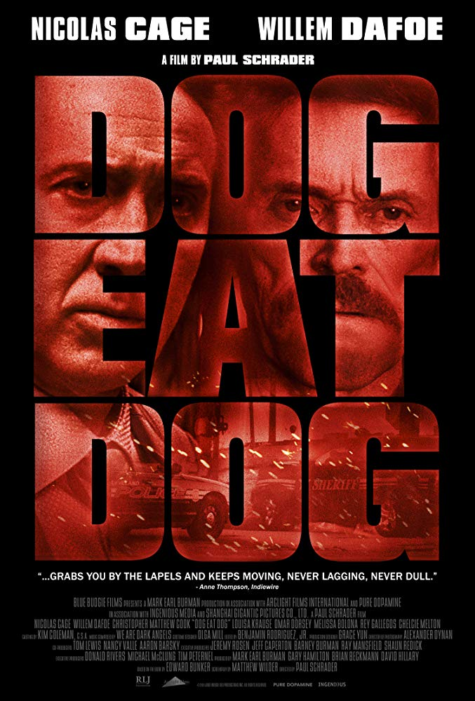 Dog Eat Dog 2016 BRRip XviD MP3-XVID