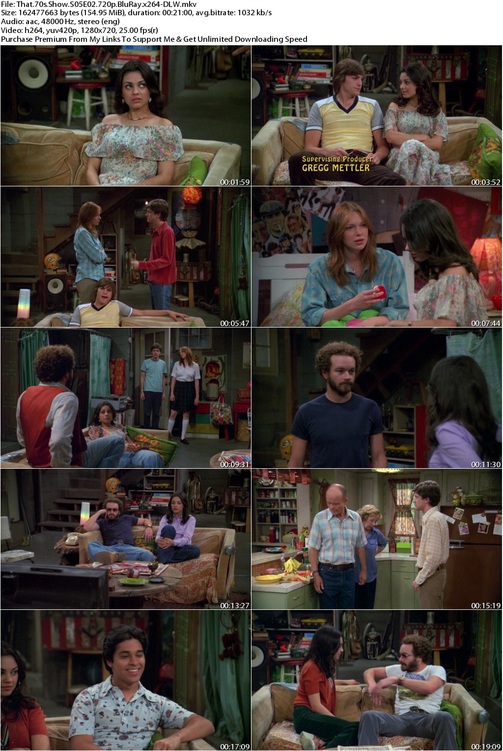That 70s Show Season 05 Complete 720p BluRay x264-DLW